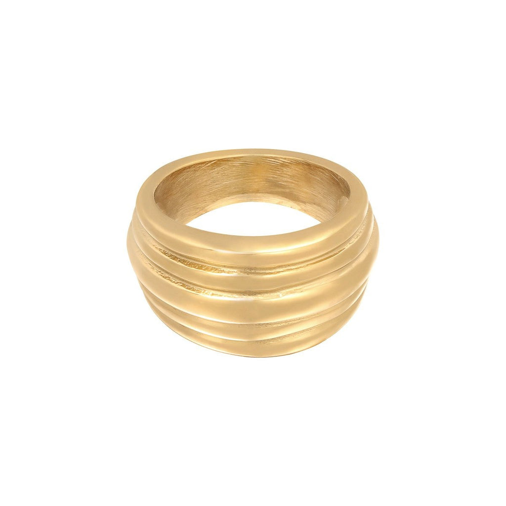 Amélie Ring Gold and Silver - new arrivals, Rings, Rings Gold, Rings Silver - Amélie Ring Gold and Silver - ANNABO Online Store