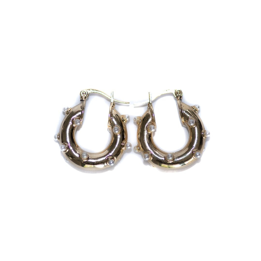 Queen B(lair) Luxury Party Earrings Silver