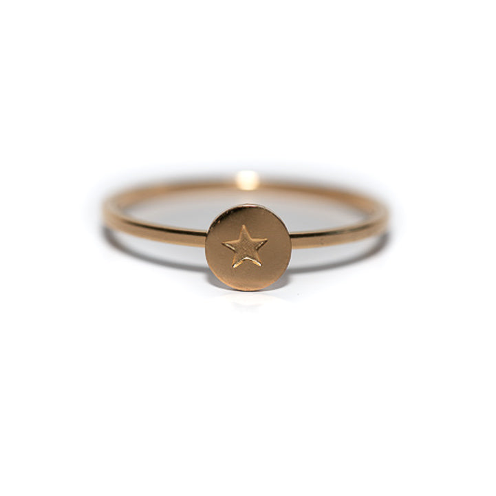 Starry Ring Gold