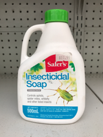 Insecticidial Soap Concentrate