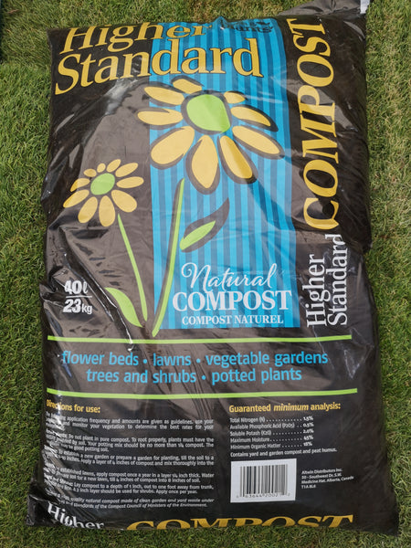 Higher Standard Farm Compost 40L
