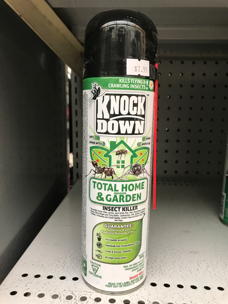 Total Home and Garden Insect Killer