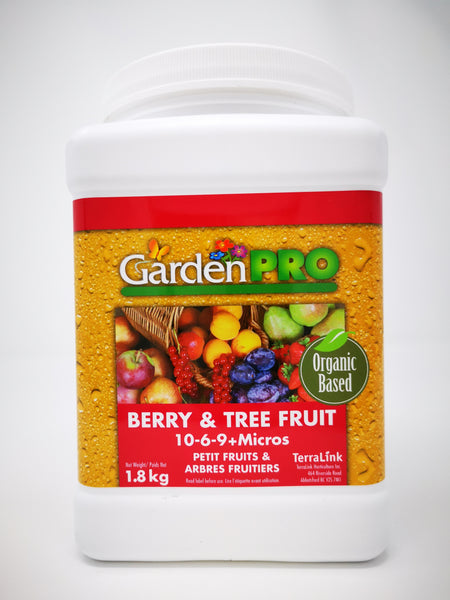 10-6-9 Berry & Tree Fruit 1.8kg