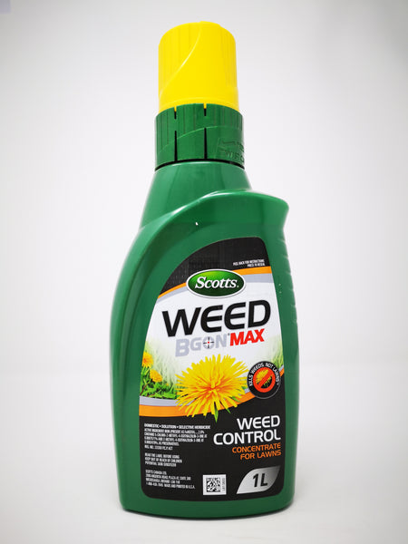 Weed B Gon Max Concentrate 1L