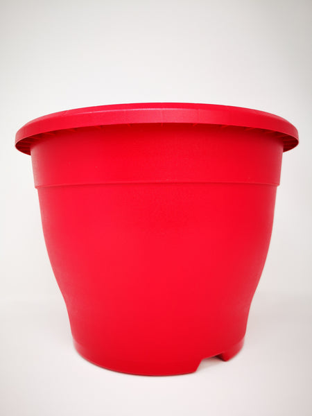 "10.2"" (26cm) Red Pot"