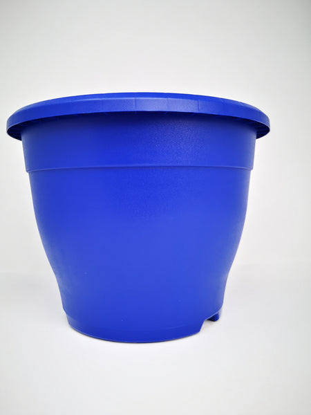 "10.2"" (26cm) Navy Blue Pot"