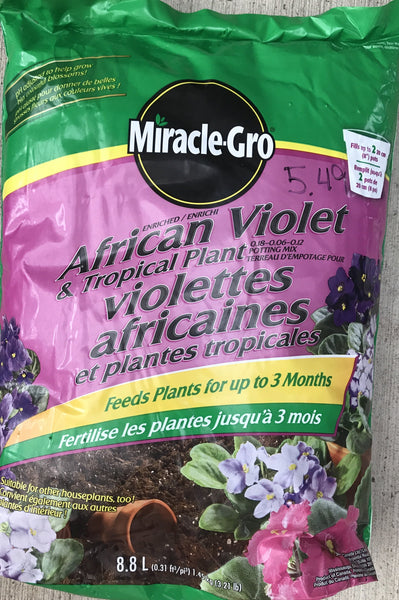 African Violet Potting Mix 8.8L
