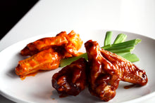 Load image into Gallery viewer, Chicken Wings with Ranch Dressing - 40 Wings - Buffalo or Barbeque