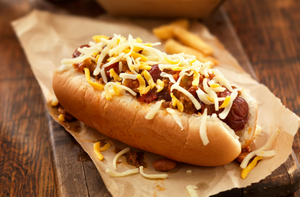 Catering Creations' Chili Dogs