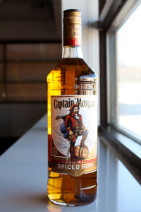 Captain Morgan Spiced Rum Package - (Rum and Mixer) - SAME DAY DELIVERY