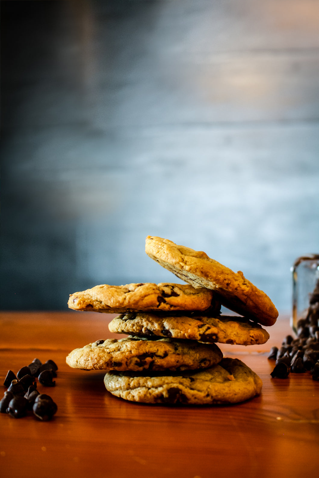 Chocolate Chip Cookies - 1 Dozen Freshly Baked