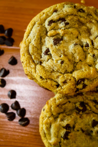 Freshly Baked Chocolate Chip Cookies for the Party - 15qty