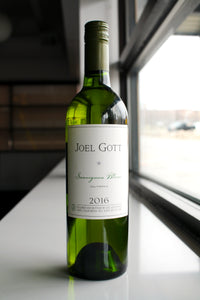2 Bottles of Joel Gott Wine - Chardonnay, Sauvignon Blanc, or Washington Red