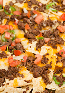 Build Your Own Nacho Lunch