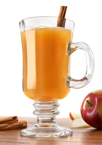 Honey Vanilla Bourbon Spiked Cider