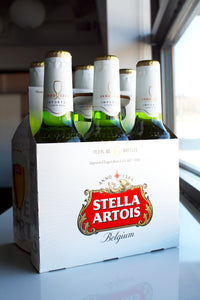 Beer - Boulevard Wheat, Lucky Bucket, Corona, or Stella Artois - 2 six packs SAME DAY DELIVERY