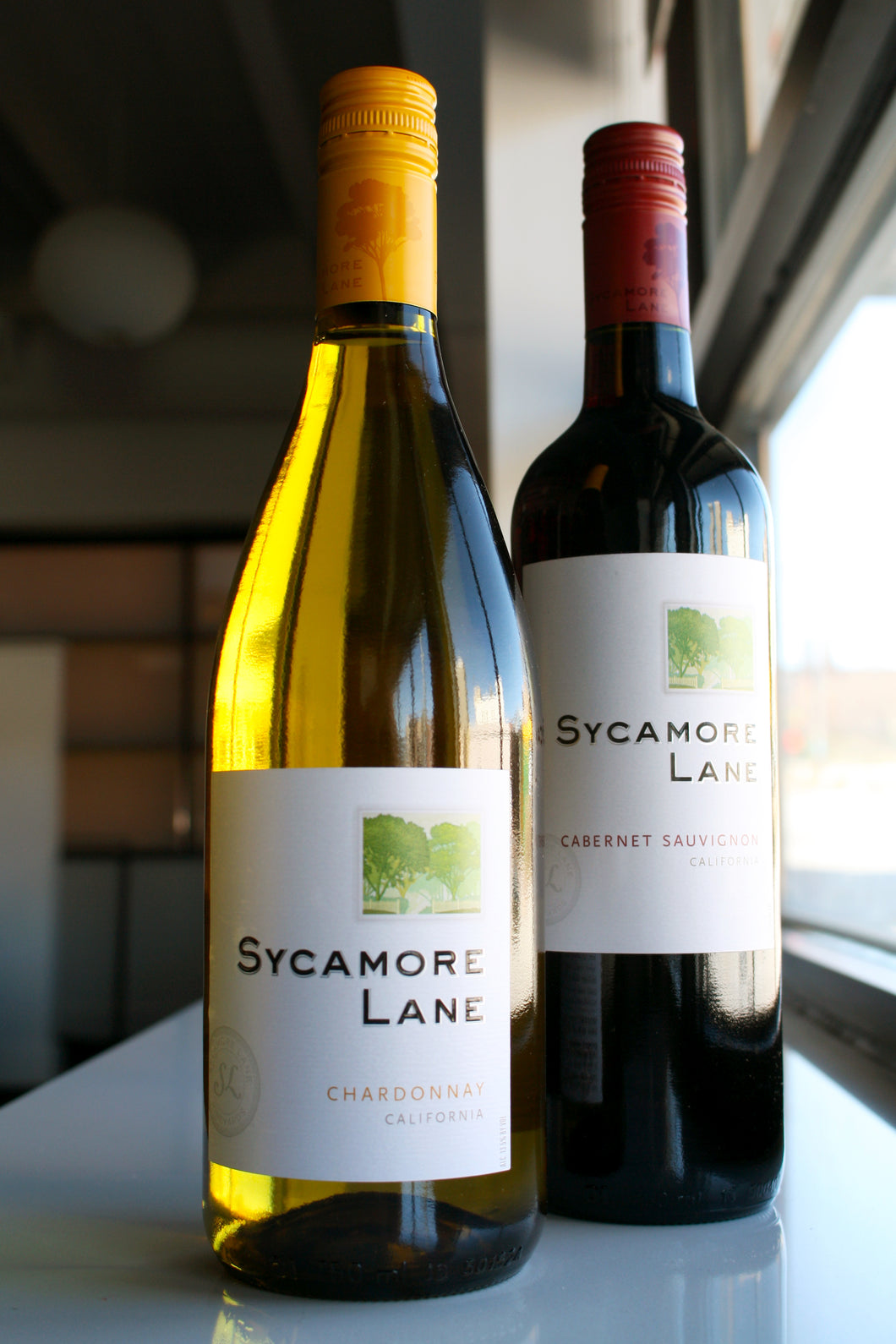 2 Bottles of Sycamore Lane Wine - SAME DAY DELIVERY