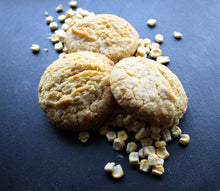 Load image into Gallery viewer, Sweet Corn Cookies - 1 Dozen - GO HUSKERS!!