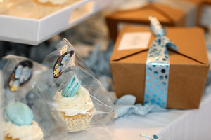 Baby Shower Grab & Go- Socially Distanced & All Contained (10 Boxes)