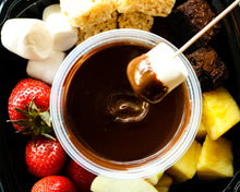 Load image into Gallery viewer, Chocolate Fondue for Two