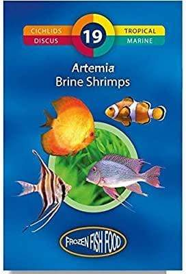 Frozen Artemia Brine Shrimps Blister - Fish Food - 3F - PetStore.ae