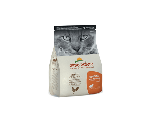 Holistic Maintenance Chicken Cat Food - Almo Nature - PetStore.ae