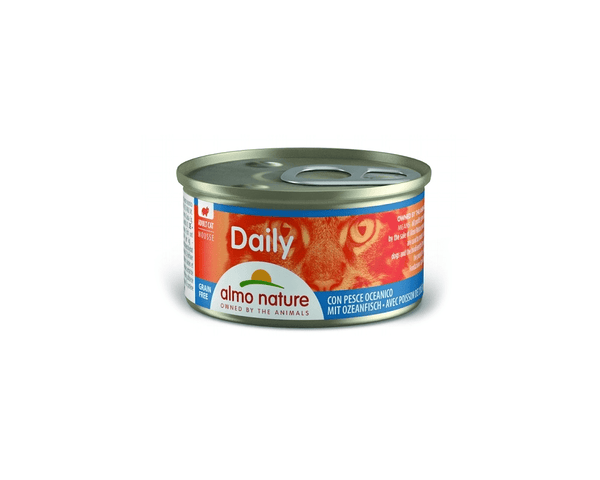 Mousse with Oceanic Fish - Almo Nature - PetStore.ae