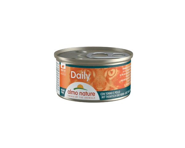Mousse with Tuna and Chicken - Almo Nature - PetStore.ae