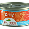Mousse with Tuna and Cod - Almo Nature - PetStore.ae
