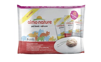 Classic Multipack - Chicken - Almo Nature - PetStore.ae