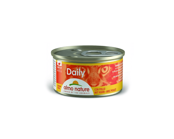Mousse with Chicken - Almo Nature - PetStore.ae