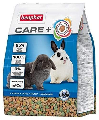 Beaphar - Care+ Rabbit Food 1.5kg - PetStore.ae