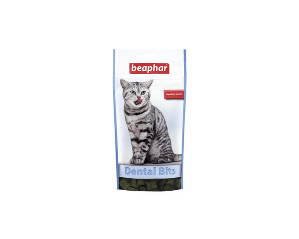 Dental Bits Cat Treats - Beaphar - PetStore.ae