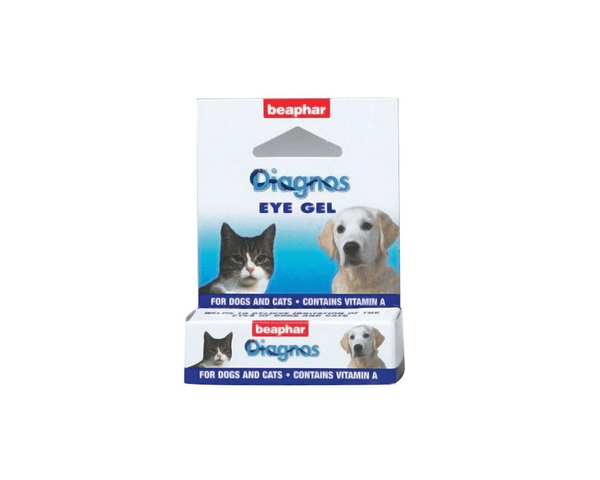 Eye Gel With Vitamin A For Dogs And Cats - Beaphar - PetStore.ae
