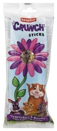 Beaphar - Crunch Stick - Vegetable & Berries - PetStore.ae