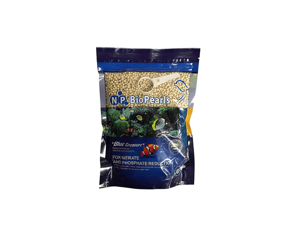 BioPearls Filter Media - For Nitrate and Phosphate Remover - Blue Treasure - PetStore.ae