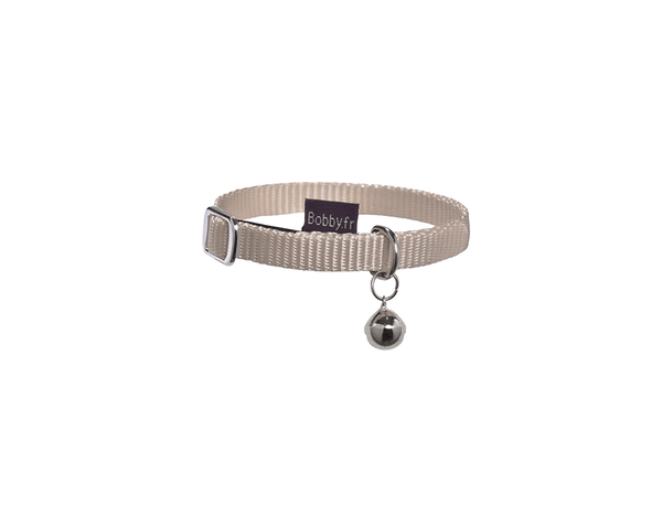 Access Cat Collar - Taupe - Bobby - PetStore.ae