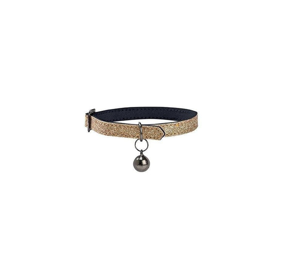 Cosmos Cat Collar - Gold - Bobby - PetStore.ae