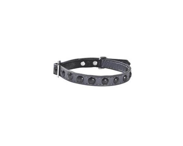 Little Fancy Cat Collar - Grey - Bobby - PetStore.ae