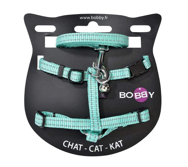Safe Cat Harness And Lead - Lagon - Bobby - PetStore.ae