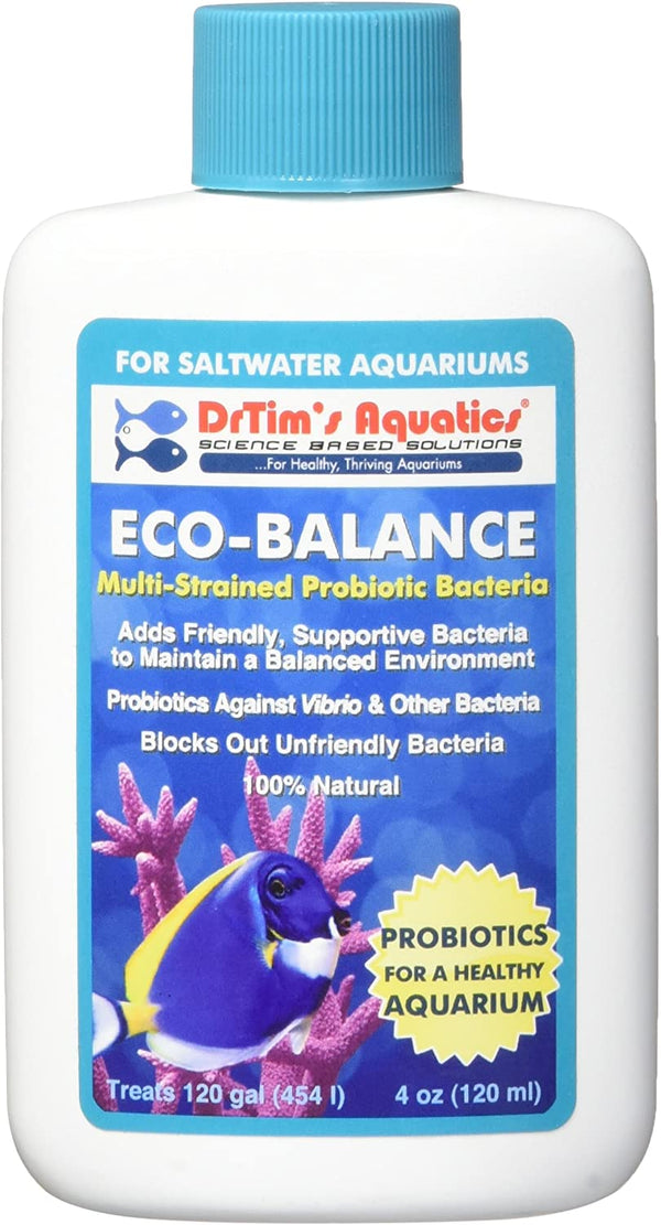 Dr. Tims - Eco-Balance Multi-Strained Probiotic Bacteria - Reef Pure 8oz - PetStore.ae