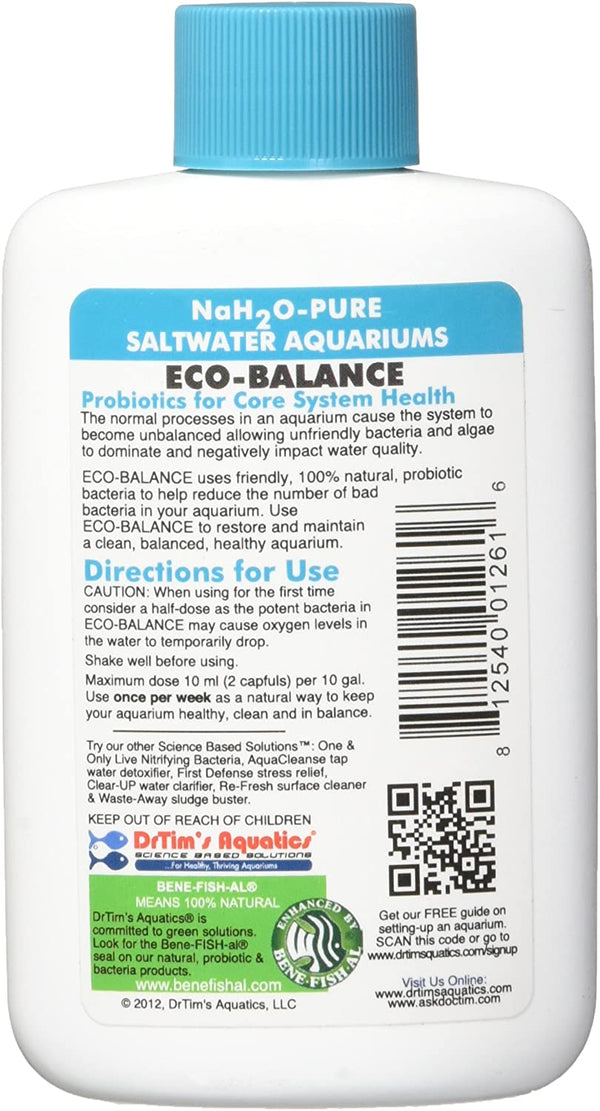 Dr. Tims - Eco-Balance Multi-Strained Probiotic Bacteria - Reef Pure - PetStore.ae