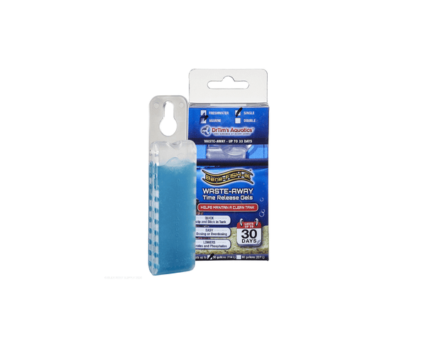 Waste-Away Time Release Gel - Marine Aquarium Cleaner - Dr. Tims - PetStore.ae
