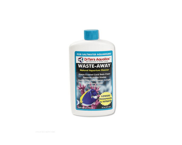 Waste-Away - Natural Aquarium Cleaner - Dr Tims - PetStore.ae
