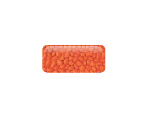 Colour Stones - Orange- Dymax - PetStore.ae