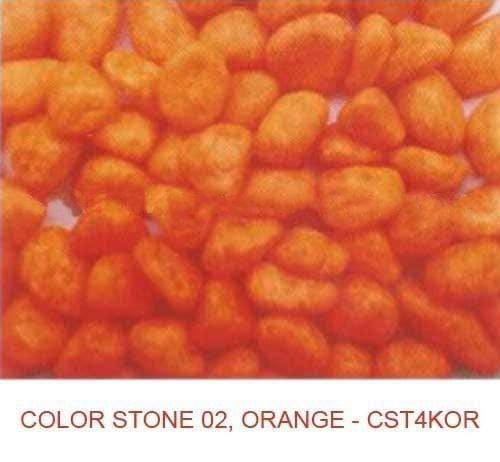 Color Stones - Orange - Dymax - PetStore.ae