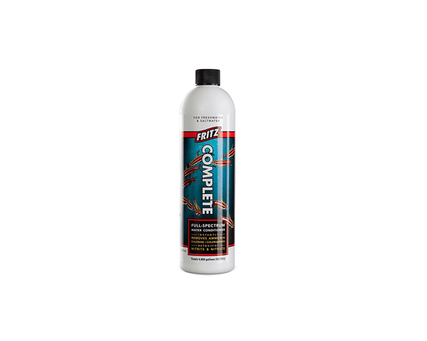 Complete Full-Spectrum Water Conditioner For Freshwater and Saltwater - Fritz - PetStore.ae
