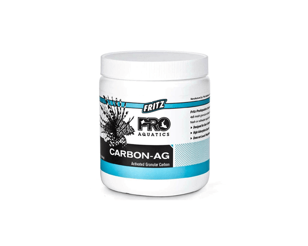 Aquatics Carbon AG - Activated Granular Carbon - Fritz - PetStore.ae