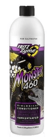 FritzZyme Monster 460 - Saltwater Biological Aquarium Cleaner - Fritz - PetStore.ae