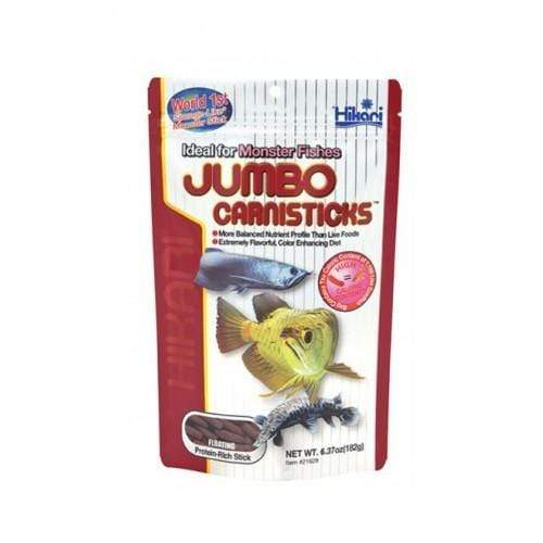 Tropical Jumbo Carnisticks Fish Food - Hikari - PetStore.ae
